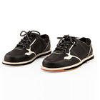 Mens Non-slip Sole Bowling Shoes Womens Breathable Bowling Sneaker All Size 6-11 for sale  China
