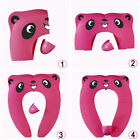 1 PC Secure Baby Toilet Foldable Training Ring Trainer Seat Potty Seat for Baby image