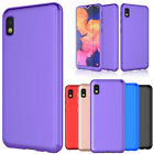 Внешний вид - For Samsung Galaxy A10e Phone Case With Tempered Glass Screen Protector Cover