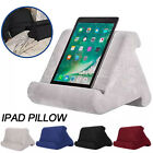 Tablet Pillow Holder Stand Book Bed Sofa Couch Reading Support Cushion For iPad