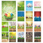 Easter Day Background Happy Party Photography Studio Show View Backdrop Eggs