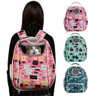 Portable Pet Carriers Backpack Small Dog Cat Travel Transport Bag Pet Puppy Tote