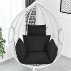 Indoor Outdoor Swing Chair Cushion Mat Hanging Patio Egg Chair Seat Pad Pillow