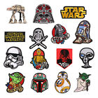 New Hot Star Wars Embroidered Iron On/Sew On Patch for Jean Pants Badge U-PICK $0.99 USD on eBay
