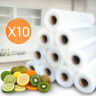 Vacuum Food Sealer Roll Bags Saver Seal Storage Heat Commercial 4,6,8,10 Roll