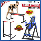 Fitness Equipment Home Exercise Inversion Table Parallel bar Sit-up Bench Board image