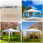 10X10' FT Party Wedding Tent Outdoor Gazebo Heavy Duty Pavilion Event Canopy US