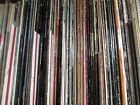 VINYL LPS Rock POP Jazz Country 60's -90's YOU PICK $1.00 Each No Extra Shipping