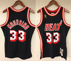 Alonzo Mourning Miami Heat Mitchell & Ness NBA Authentic Jersey 1996-1997 on eBay