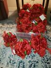 "6"" Red Hanging Ball Wedding/Valentine Deep Red Silk Rose 24 pieces  SALE $4 EACH $60.0 USD on eBay"