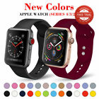 Replacement Soft Silicone Sport Strap for Apple Watch for iWatch Sport Edition