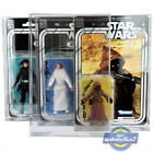 Star Wars DISPLAY CASE for 40th Anniversary Figure PET Protective Protector Box