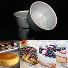 Dish Round Pattern Pudding Mold Fixed Bottom Aluminum Alloy Die Cake Pan Tray