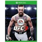 EA Sports UFC 3 - Xbox One BRAND NEW AND SEALED