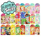 Внешний вид - Scratch & Sniff Stickers (20+ Styles) Scented and Acid Free by Peaceable Kingdom