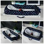 Baby Nest Bed Crib Portable Removable And Washable Crib Travel Bed Cotton Cradle
