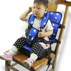 Infant Safe Seat Portable Baby Safety Children Chair Dining Cushion Thickening