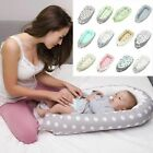 Newborn Baby Crib Travel Bed Nest Bed Crib Cotton Portable Removable Washable
