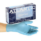 X-Large Lightly-Powdered Nitrile Atlantic Disposable Gloves, Case of 1000