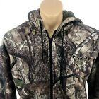 NWT Mens Camo Hooded Jacket Sherpa Lined Hoodie Sz Large & Medium True Timber