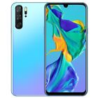6.3inch P30 Pro 8GB + 256GB Mobile Phone MTK6797 10 Core Android 9.1 Dual SIM Ca