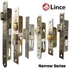 LINCE Mortice Narrow Stile Locks Sliding Hook Roller Sash Dead Bolt Latch UPVc