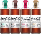 New Coca Cola Signature Mixers Full Sealed Glass Bottles Limited Edition 200ml $55.23  on eBay