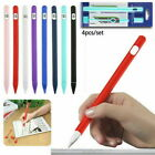 For Apple iPad Pencil 1st Generation Soft Silicone Hold Cover Pen Protector Case