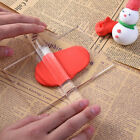 30cm Non-Stick Acrylic Rolling Pin Pastry Baking Decorating Tool Dough Roller image