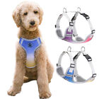 No-Pull Pet Dog Harness 3M Reflective Outdoor Adventure Pet Vest Harnesses