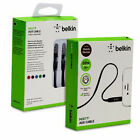 BELKIN MiXiT 3.5mm Aux Auxiliary Cable Jack Car Home Audio Iphone Ipod Galaxy
