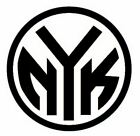 nba044 New York Knicks logo Die Cut Vinyl Graphic Decal Sticker NBA Basketball on eBay