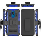 For LG Neon Plus/Aristo 4+/K30 2019 Case With Armor Kickstand Clip Holster Cover