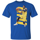 Men's #4 Victor Oladipo Indiana Pacers Basketball 2020 Royal T-shirt S-5XL on eBay