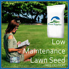 Low Maintenance Lawn Grass Seed - EASY SLOW GROWING SEED LESS MOWING