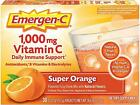 Emergen-C Vitamin C 1,000 Mg (30) 0.32oz Packets Exp 2021 $29.5 USD on eBay