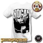 WWE Hulk Hogan Vintage Legends Adult Size T-Shirt image