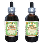 Grains Of Paradise Tincture, Organic Dried Seeds Powder Liquid Extract