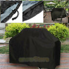 For Weber Grill BBQ Cover Outdoor Barbecue Heavy-Duty Waterproof 72 inches Black