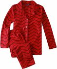 Noble Mount Twin Boat Womens Fleece Pajama Set - Warm Pajamas for Winter