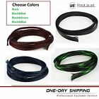 1 4 All Colors Cord Guards Braided Nylon Sleeve Wire Wrap Cable Organizer Lot
