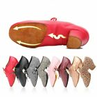 Latin Dance Shoes For Women Shoe Ladies Leather Ballroom Quick Step Dance Shoes