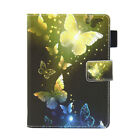 For Amazon Kindle Paper white1234 Painted Pattern Leather Stand Case Cover