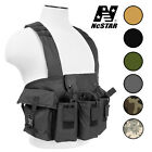 NcSTAR VISM Tactical Type 47 Modular Adjustable Chest Rig with Magazine Pouches