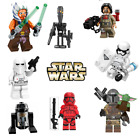 New Star wars Compatible With Lego Blocks Custom Minifigures Clone Mandalorian $2.79 USD on eBay