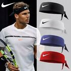 'Embroidered' Swoosh Nike Dry Head Tie Dri-Fit band Headband headtie Tennis & ..