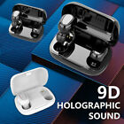 Bluetooth 5.0 Earphones Wireless Headphones Mini Earbuds Stereo Headset TWS