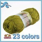 Mimosa [100grs] - Omega | Rayon / Cotton Thread | Brilliant Thread for Crafts