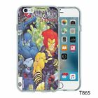 For iPhone 6 6S Silicone Case Cover Thundercats Collection 1