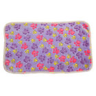 FixedPricepet mat warm soft cat dog puppy blanket small large paw print cushion pet